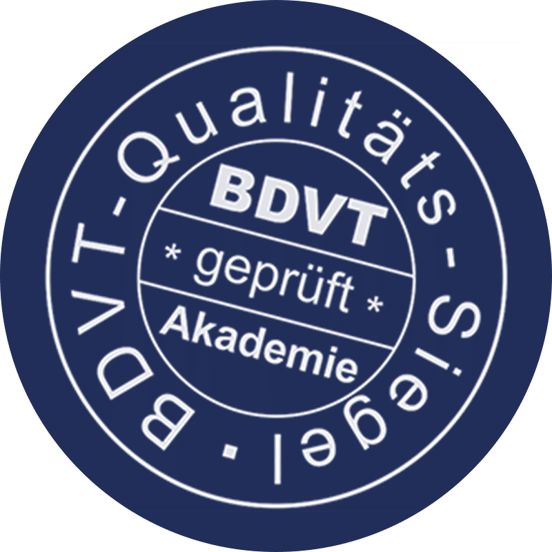 BDVT Trainer Badge