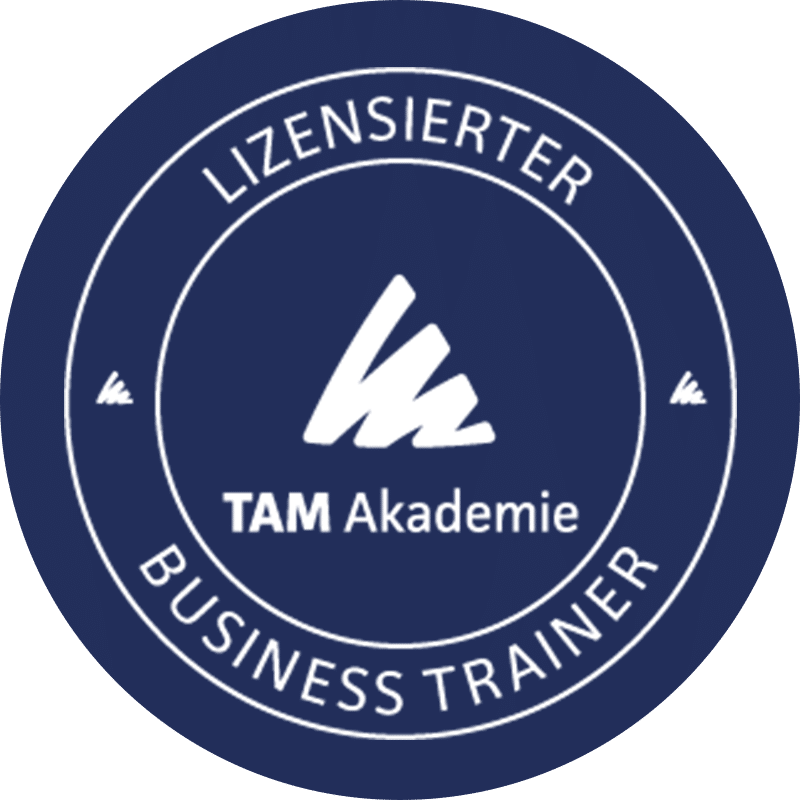 TAM Trainer Badge
